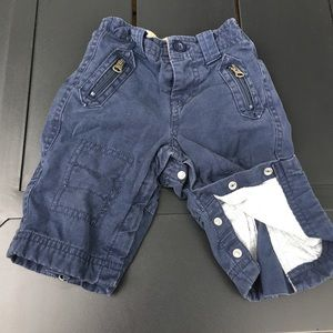 Baby Gap boy lined pants size 3-6 months